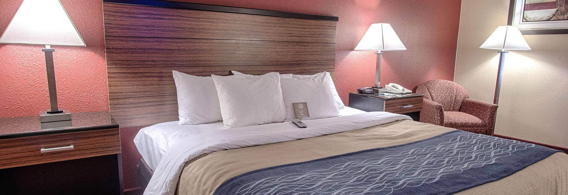 Book Comfort Inn For Your Memorable Trip Of Maryland